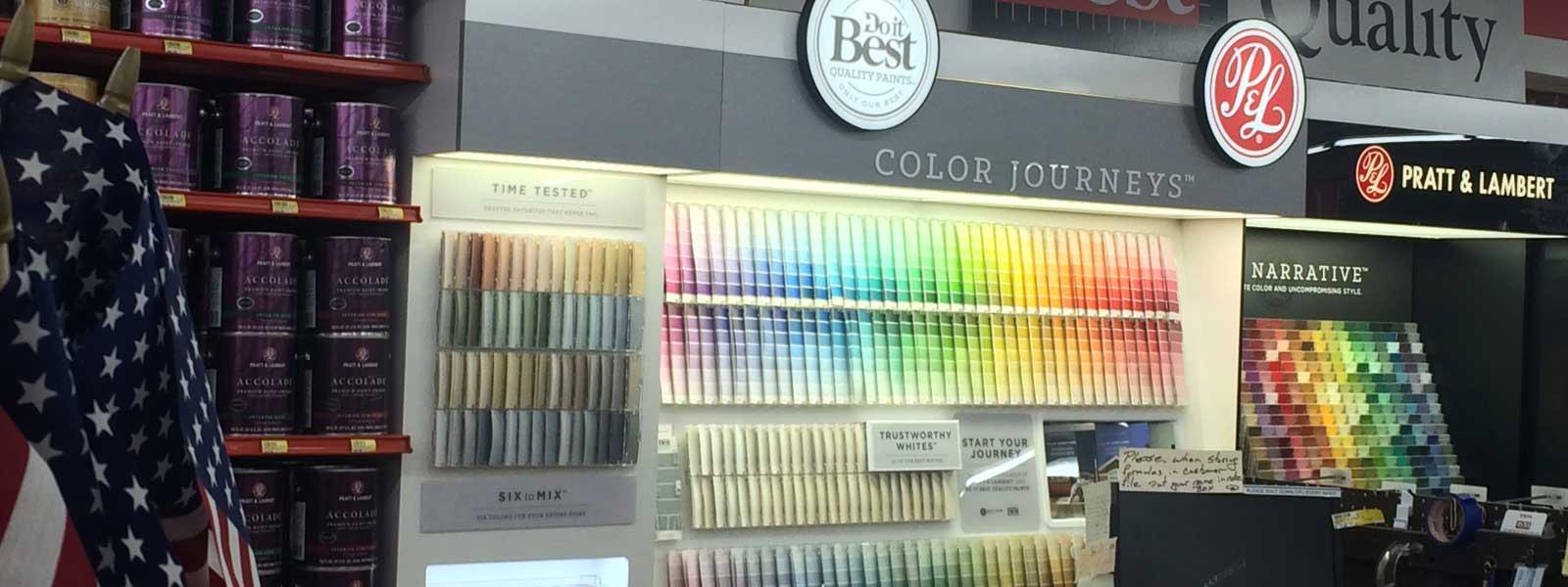 Paint Center